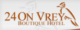 24 ON VREY Boutique Hotel Accommodation Gauteng